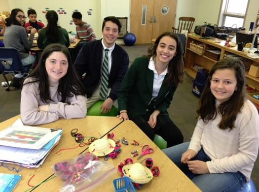 Guatemalan Exchange Students Visit HMS