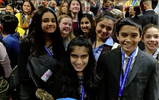 Students Practice the Peacemaking Process at Montessori Model UN in NYC